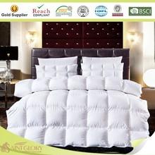 Fashionable full size sateen comforter