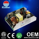 led switching power supply 12v 200W with ETL/CE/PFC certificate from China manufacture