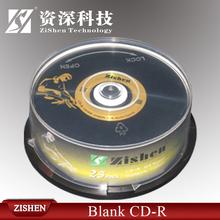 Zishen Cd-r china manufacturer cd-r thermal printable mini cd