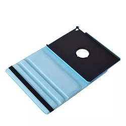 Sublimation Blank Smart Cover Leather Case for Apple iPad 2