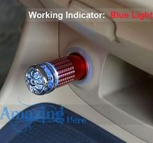 NEW Mini Auto Car Fresh Air Purifier Oxygen Bar Ionizer Deodorize Dispelling Stinks Depurator Cleaner!!