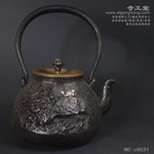 chinese cast iron teapots Pure Handmade high-end iron teapot Luxury gifts Tea set