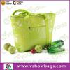 neoprene fashion lunch bag travel outdoor shoulder cooler bag wine cooler/ice bag