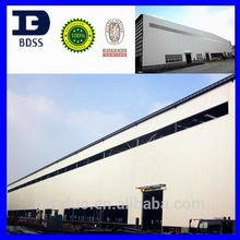 steel structure factory shed