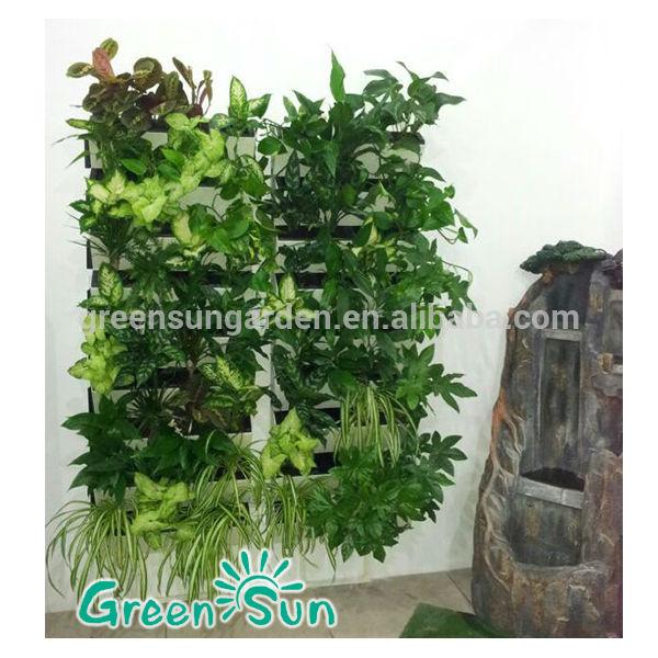 Self Watering Vertical Garden Indoor Hydroponic Garden