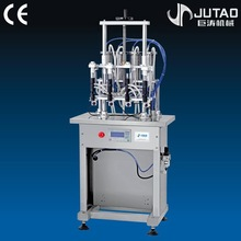 2014 New design automatic perfume filling machine