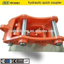 hydraulic quick hitch for Doosan DX300 excavator