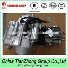 Chongqing Tianzhong Motorcycle 100cc Electric Start Go Kart Engine Made in China
