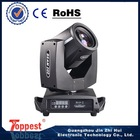 moving head best selling product 200w beam sharpy