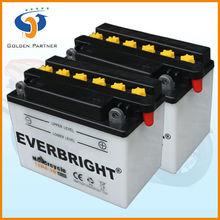 Supply 100% new 12v 4ah super cell dry battery