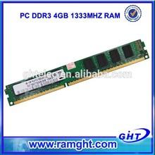 surplus stock lots lifetime warranty ddr3 4gb ram for desktop
