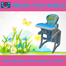 Chair,Baby High Chair Type and steel tubing& fabric Material Baby chair