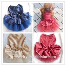 2014 Hot Pet lace Skirt Pet clothes for rabbits