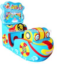 Speed Drive- Guangzhou coin operated arcade kids simulator driving game machine