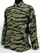 Tabby BDU field training uniform suits cs field tiger stripe camouflage military uniform