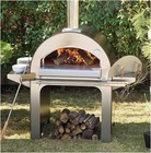 ( HOT ) Stainless steel outdoor pizza oven for sale/wood fired pizza oven