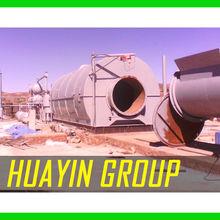 Used Motor Oil to Diesel Recycle Pyrolysis Equipment Best Sellers 2014