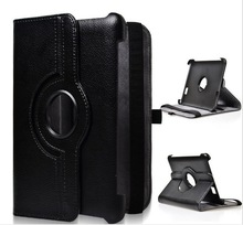 360 Degree Rotating Smart Case Three Angles PU Leather Stand Case / Cover for Amazon Kindle Fire HD
