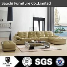 modern sofa image.leather corner sofa bed.italian design sofa. P1319