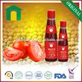 Pureza enlatados ketchup de tomate para o mercado africano