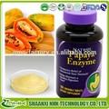 natural extrato de fruta de alta qualidade fabricante de enzima de mamão