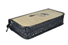 portable nylon CD case with 24 disk