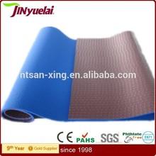 two tone pvc yoga mats custom made