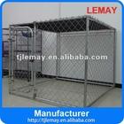 wholesale metal plastic folding dog kennel