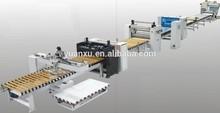 Stainless steel paper sticking machine/Laminating Machine