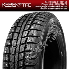 DOT ECE certified Chinese brand winter car tires of hot sales Studs Ice Snow M+S Winter Car Tyre of WS2 Pattern