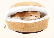 New hamburger cat bed comfortable pet bed
