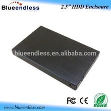 "Factory supply hdd enclosure 2.5"" usb 3.0 unique design sata hard disk case"