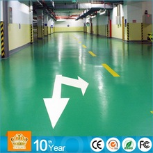 High Hardness Oil Based car parking floor concrete coatings