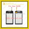 Grossista melhor preço para sam s5230/s5233/estrela da tela de toque, o telefone móvel lcd para sam s5230 digitador da tela