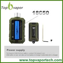 2014 new vapor e-lvt mod vv vw wholesale vapor e-lvt mod 18650 battery