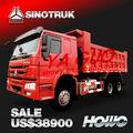 camion à benne basculante howo7 336hp 10 6x4 20 cubique camion roues