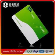 Mifare 1k bytes rfid card 13.56mhz
