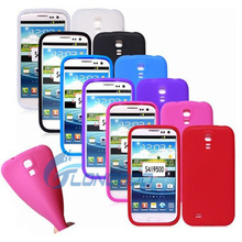 Soft Gel Rubber Silicone Case Cover Skin For Samsung S4 I9500