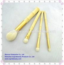 unique design 4pcs personalized makeup brush set