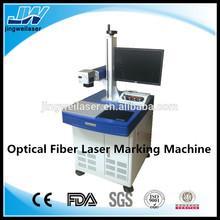 JW-Optical Fiber Laser Marking Machine 10w~50w CE, ISO