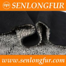 gentle smooth healthy sheepskin home textile