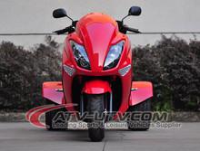 200cc trike chopper three wheel motorcycle