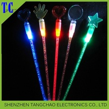 Shining LED Swizzle Stick For Party Supply
