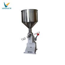 A03 manual e-liquid filling machine simple operation