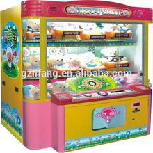 Fashion antique vending plush toy stuffing machine
