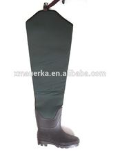 neoprene camuflagem botas de pesca