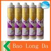 590ml Fast Cure Acetoxy Silicone Sealant / Acetic Silicone Sealant