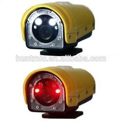 2014 Latest 720P Waterproof Digital DV Sport Camera of IR Laser/SOS/LED Light,5.0 MP and Wearable for Helmet,Ski,Boat,Bike