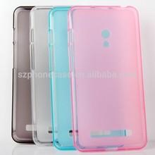 TPU transparent waterproof slim case for asus zenfone 5