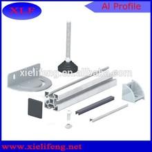 Aluminium Profile Price For Shower Enclosures